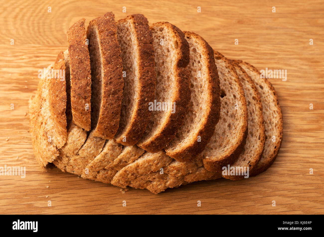 Hovis Nimble wholemeal bread - Stock Image