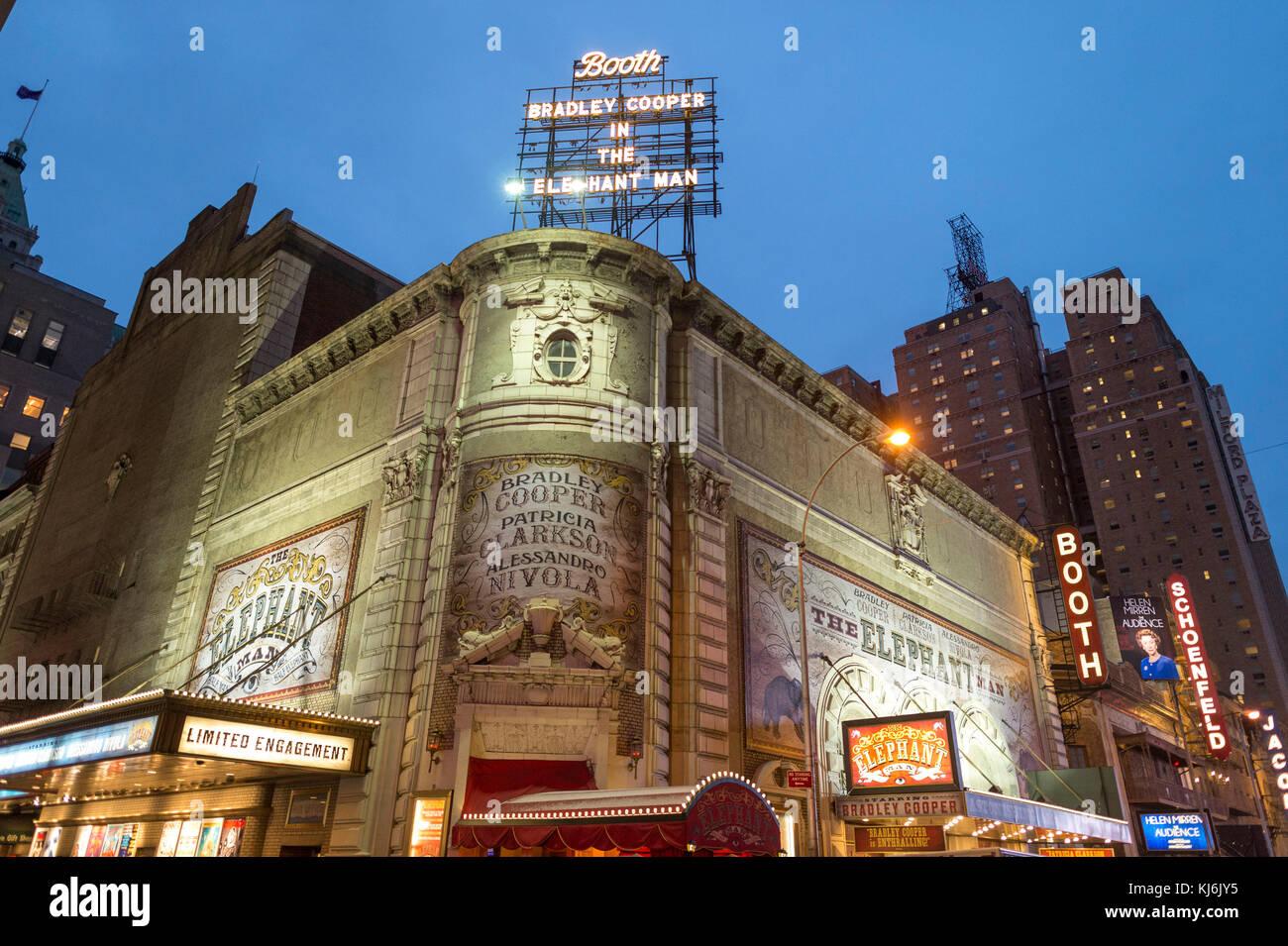 Broadway Theatre Stock Photos & Broadway Theatre Stock Images - Alamy
