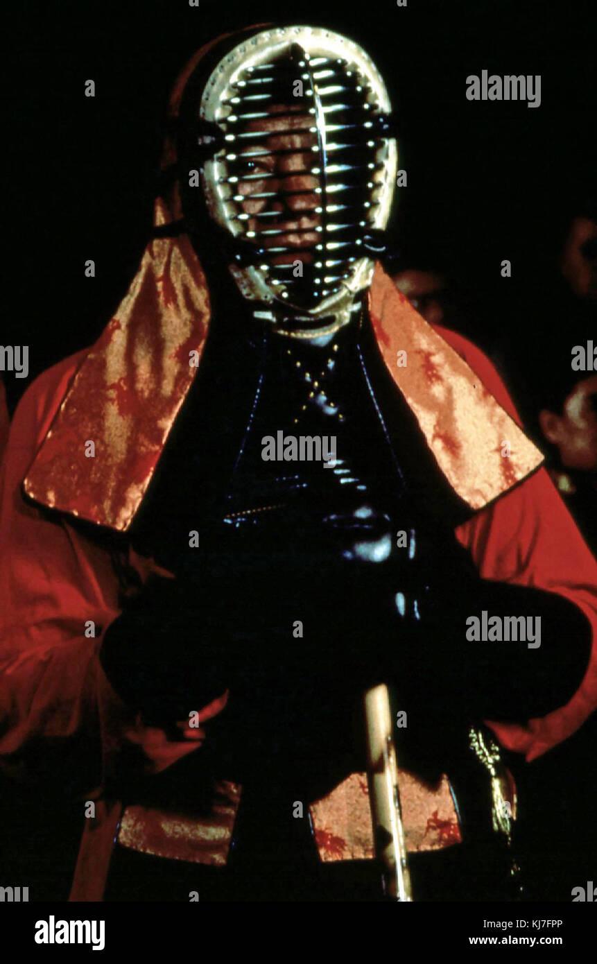 Robotjox 2 - Krieg der Stahlgiganten aka.  Robot Wars, USA 1993 Regie: Albert Band Darsteller: Don Michael Paul, - Stock Image