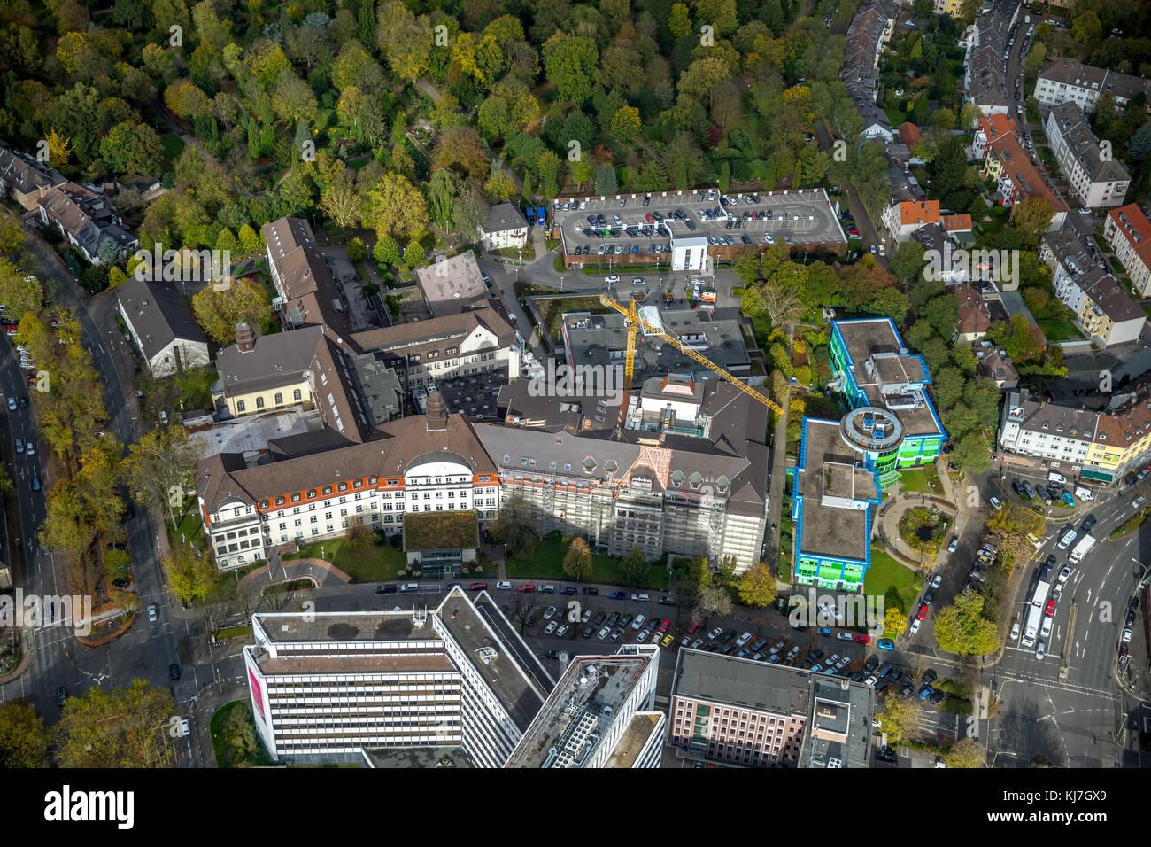 Elisabeth Hospital, Academic Teaching Hospital of the University of Duisburg-Essen, Huttrop, Social Pediatric Center, - Stock Image