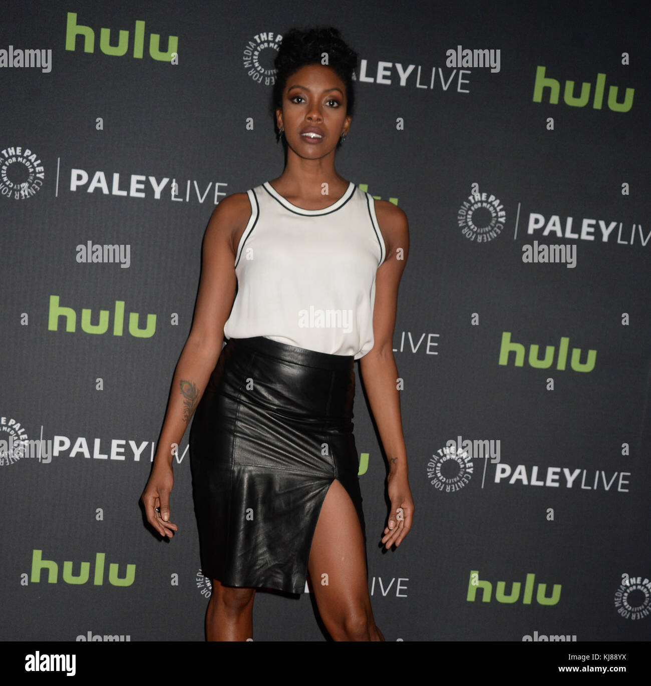 Topless Condola Rashad naked photo 2017
