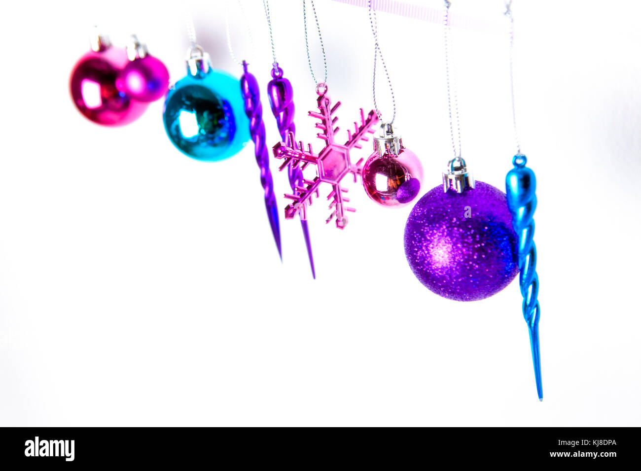 Christmas goods - Stock Image