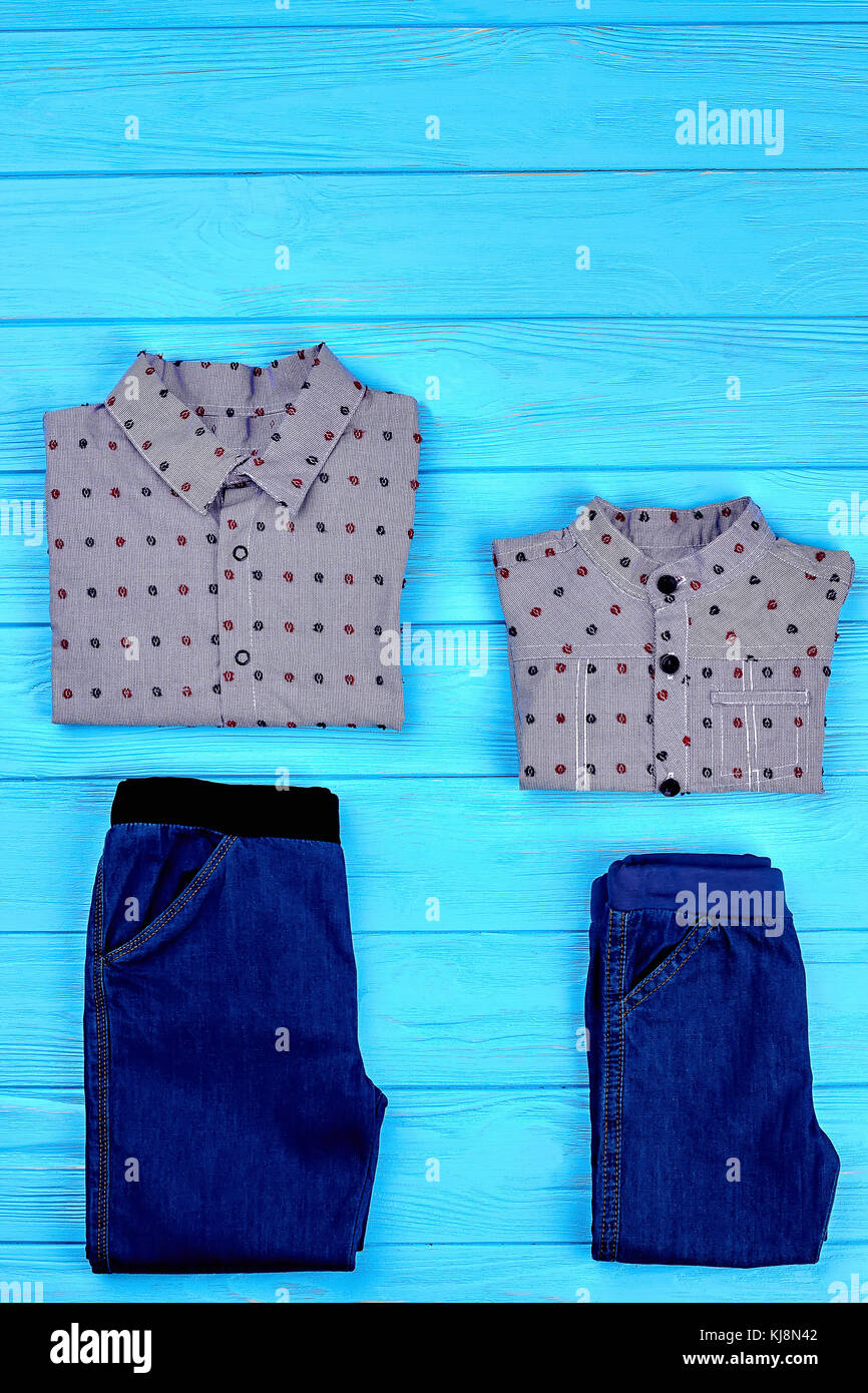 2f9c8775e41f Set of brand clothes for boys. New collection of jean trousers and ...