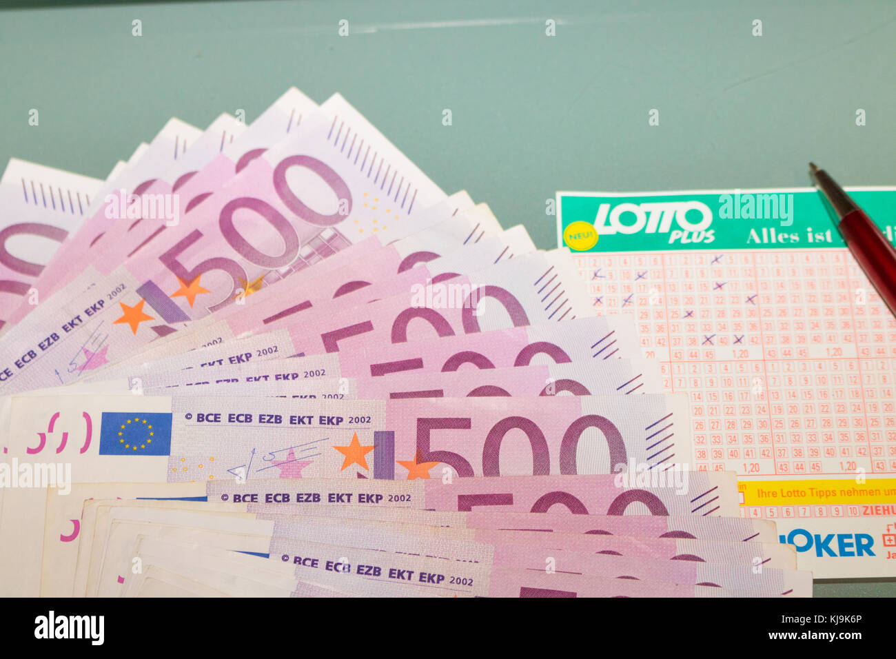 Lottery Winner Ticket Stock Photos & Lottery Winner Ticket Stock ...