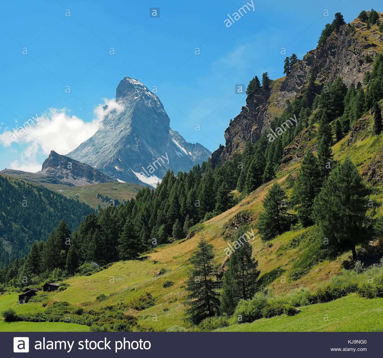 Matterhorn - Stock Image