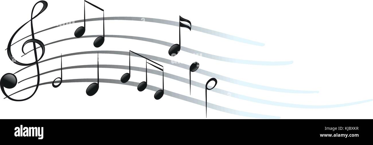 Eighth And Sixteenth Notes Stock Photos Eighth And Sixteenth Notes