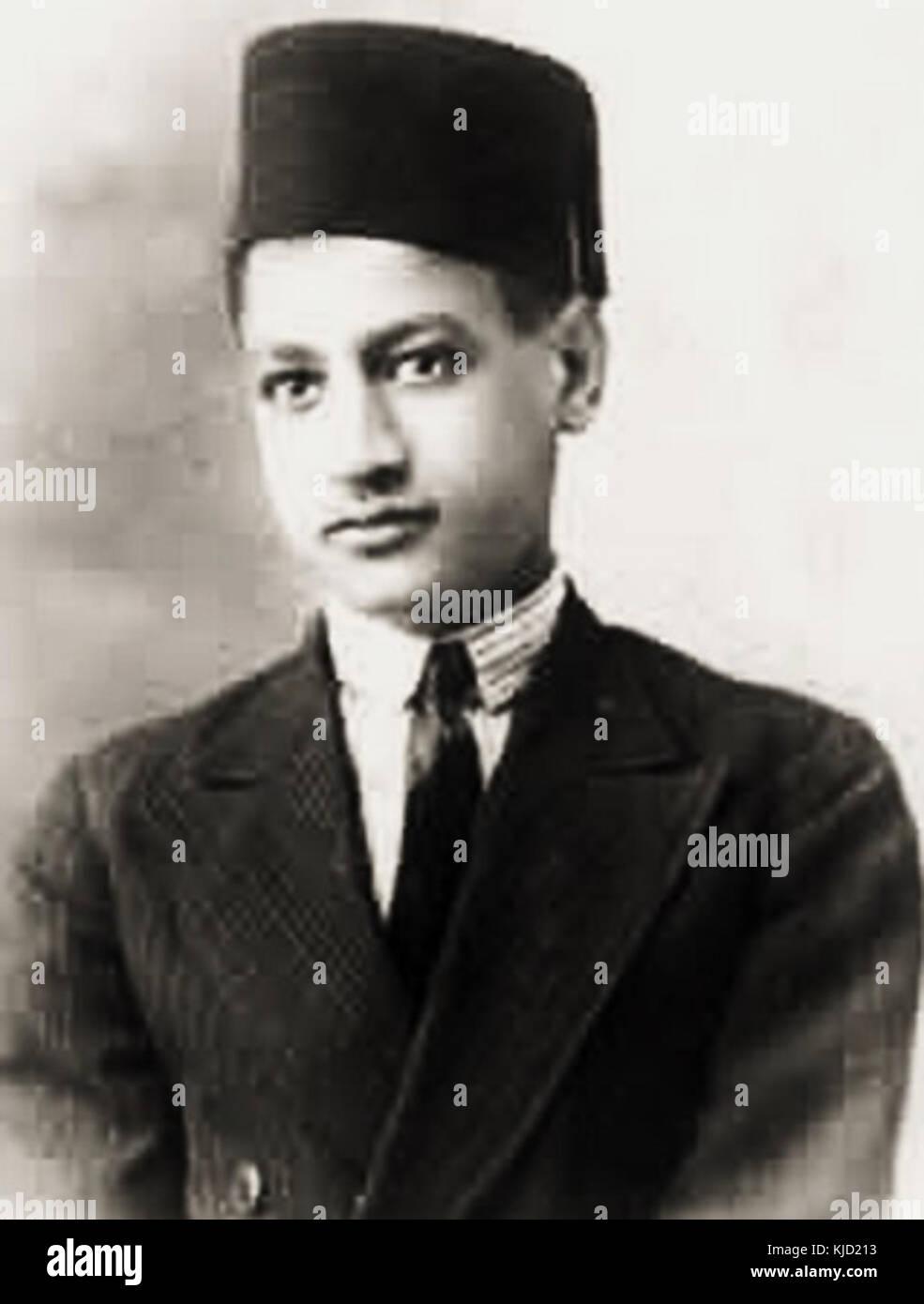 Gamal Abdel Nasser - Stock Image