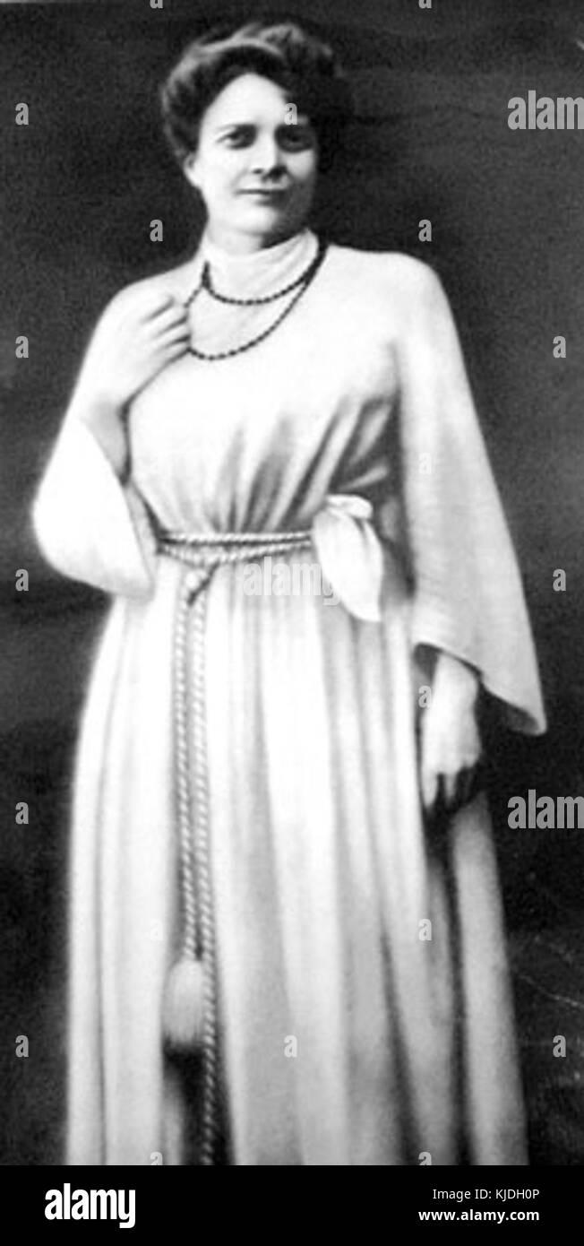 Sister Nivedita image - Stock Image