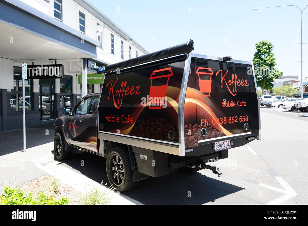Food Truck Market Qld