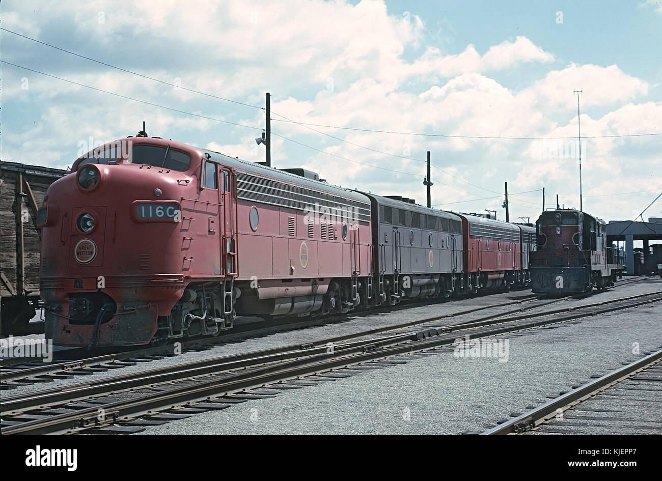 CGW 116C May 1964 (21819084604) - Stock Image