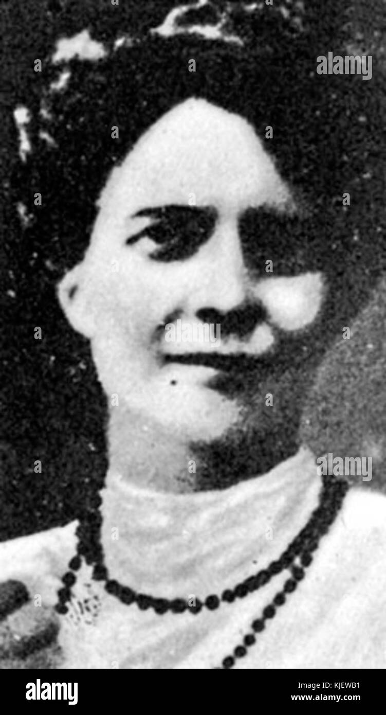 Sister Nivedita photo - Stock Image