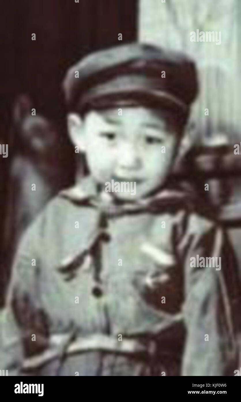 Xi Jinping 1958 - Stock Image