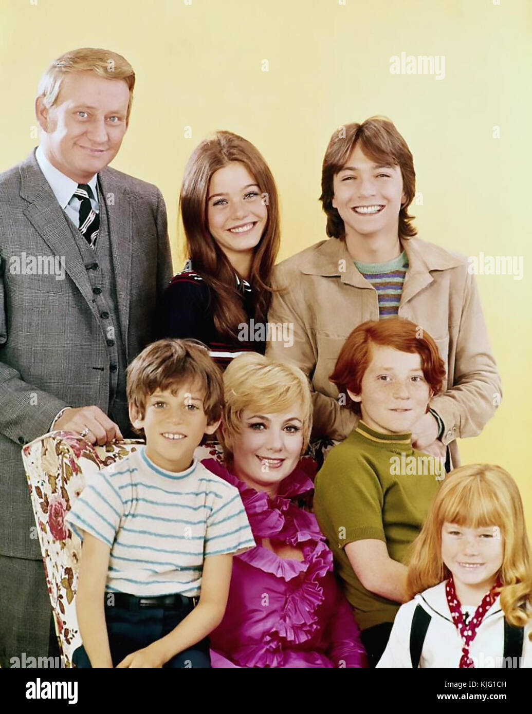 THE PARTRIDGE FAMILY Screen Gems American TV series 1970-1974 with