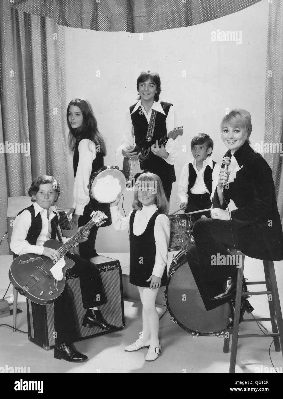 THE PARTRIDGE FAMILY Screen Gems American TV series 1970