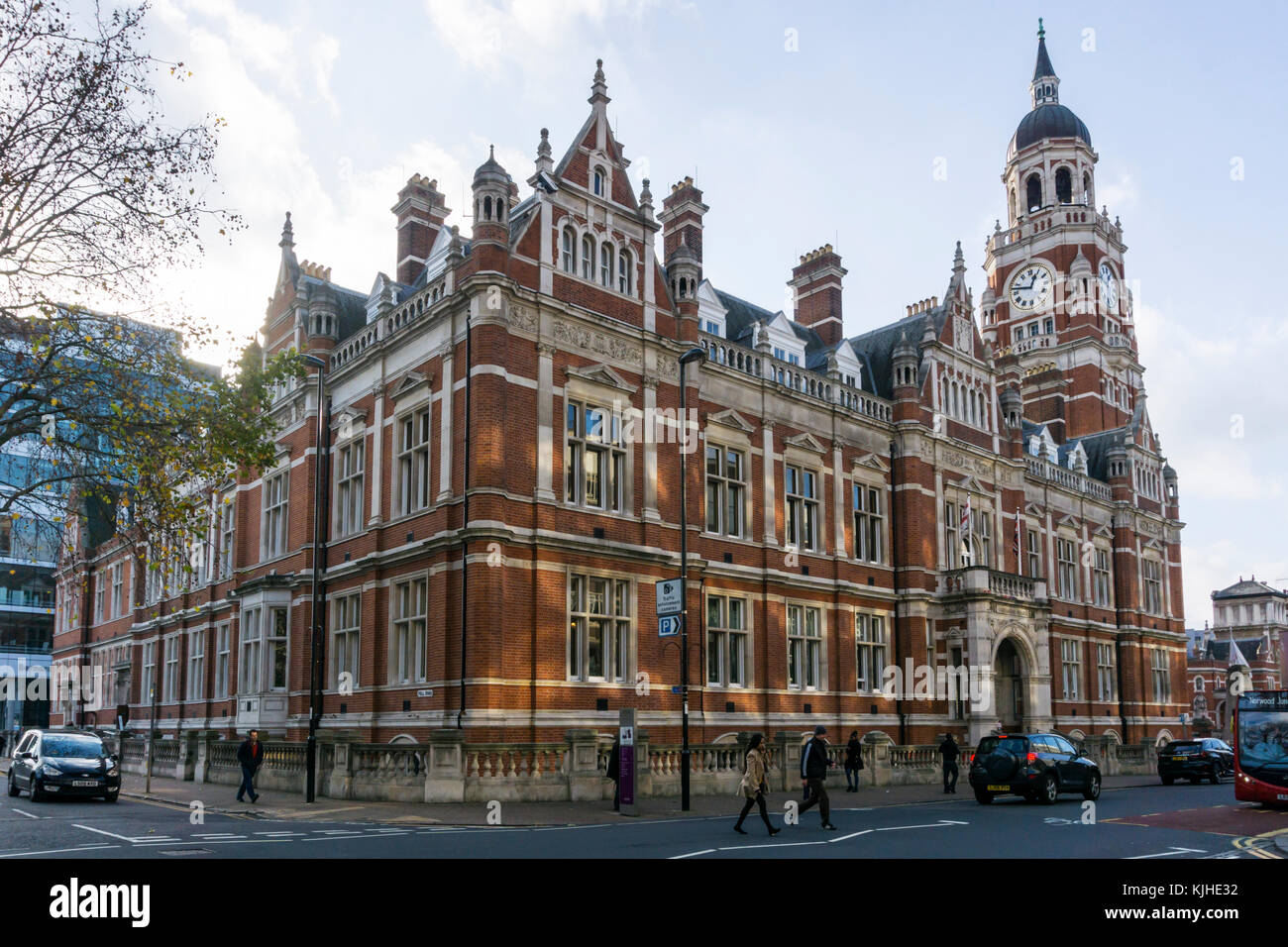 Croydon Town Hall - Stock Image