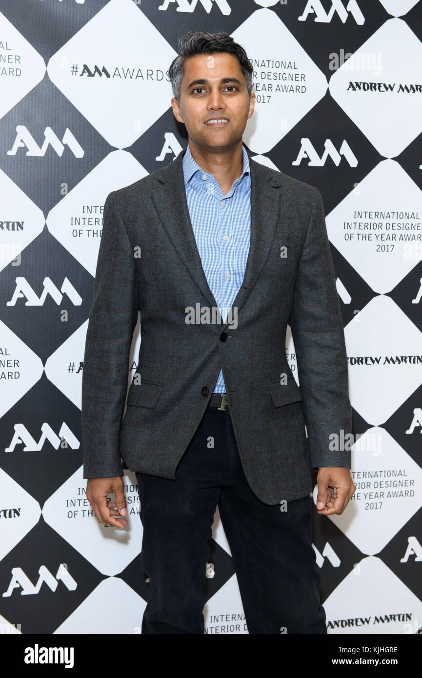 Andrew Martin International Interior Designer Of The Year Awards 2017 Stock Photo Alamy