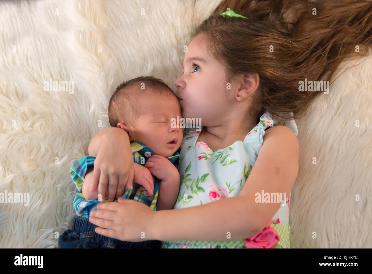 IrisMagic Family and Children Photos Stock Photo