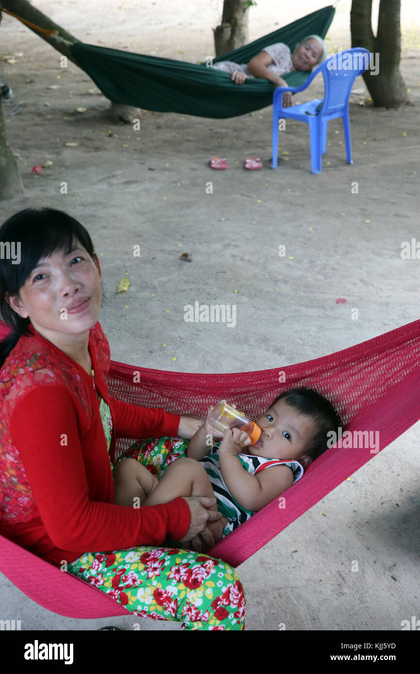 Where to relax in Vietnam with children 11