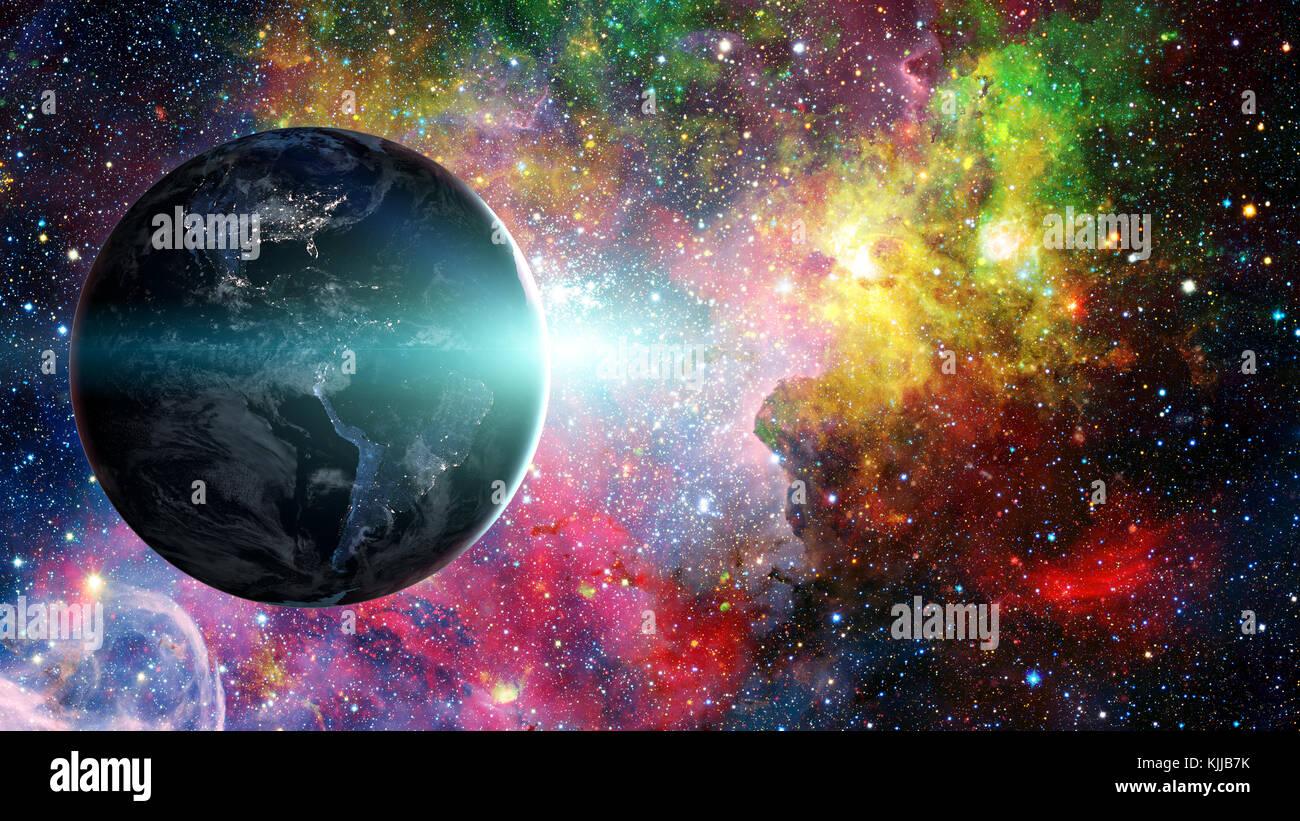 beauty of earth sunrise science fiction space wallpaper incredibly KJJB7K