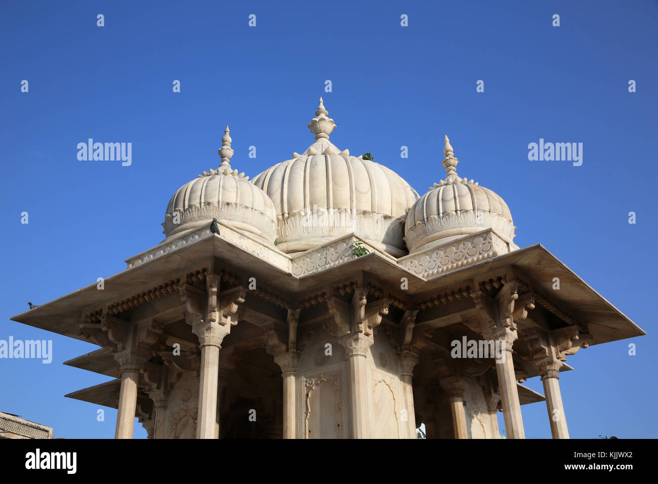 Ajmer cenotaph. India. - Stock Image