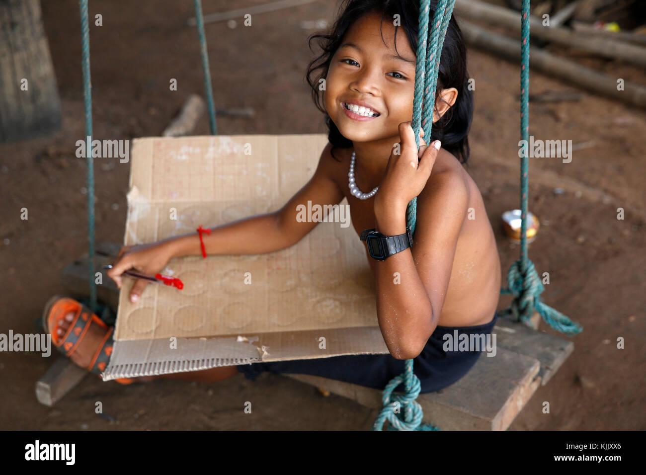 Model Hooker in Battambang