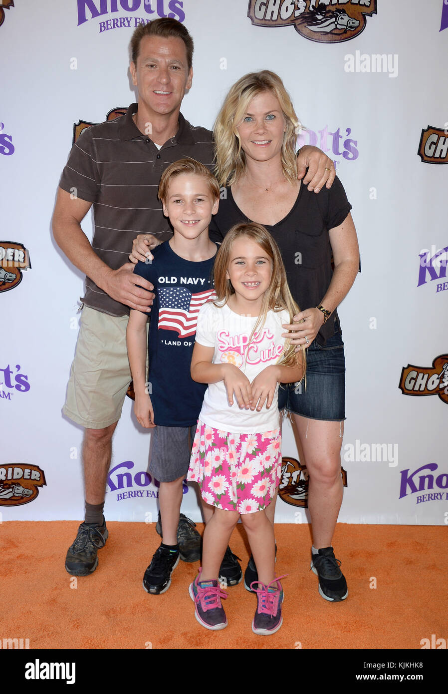 Alison Sweeney Family Pictures buena park, ca - june 04: kendra wilkinson and jiffpom