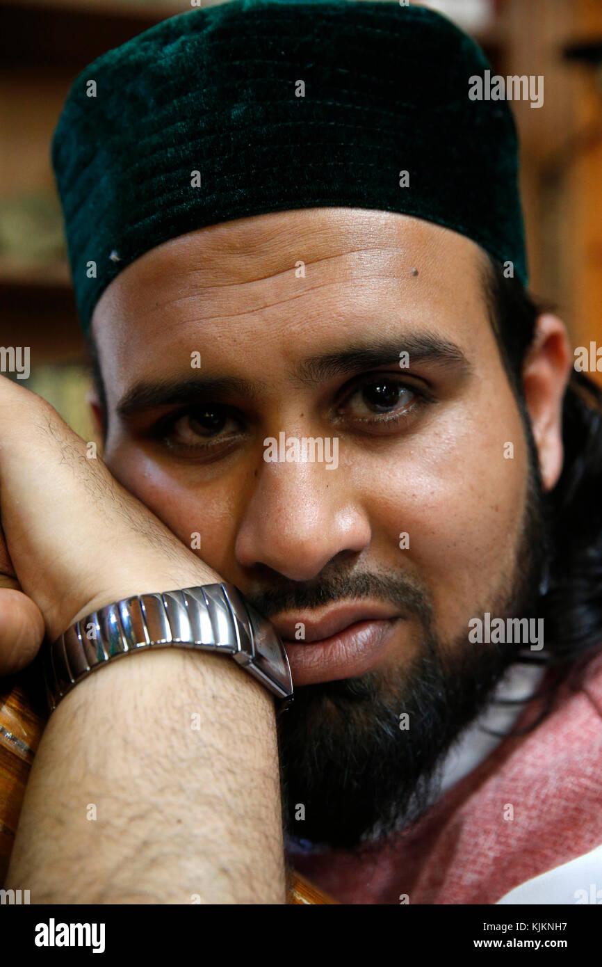 Naqshbandi sufi muslim. Cyprus. - Stock Image