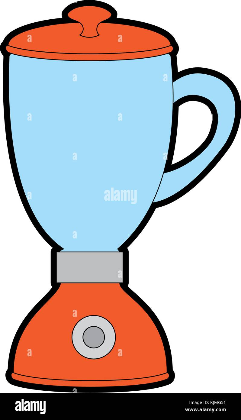Blender Electric Isolated Icon Vector Illustration Design Stock Vector Image Art Alamy