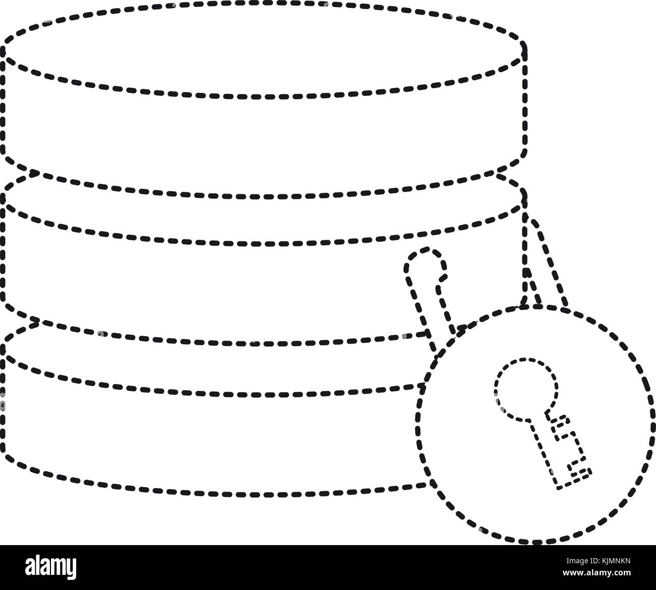 data center design  - Stock Image