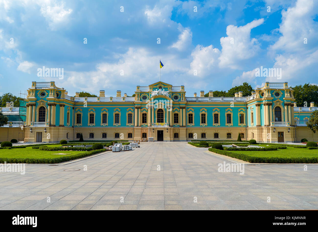 Mariinsky Palace in Kiev: history, photos, work schedule, address 61