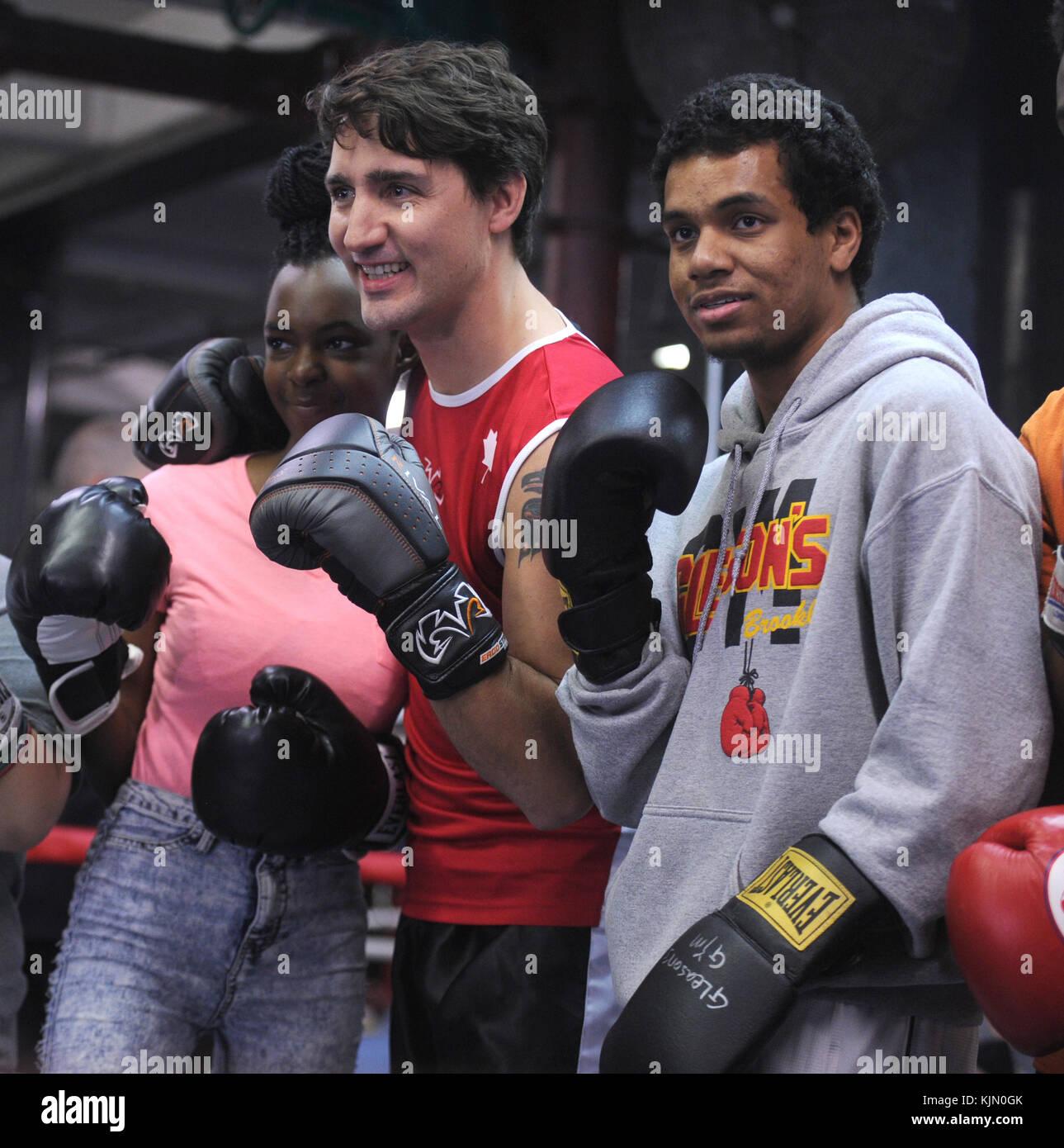 Justin Trudeau 2016 Stock Photos & Justin Trudeau 2016