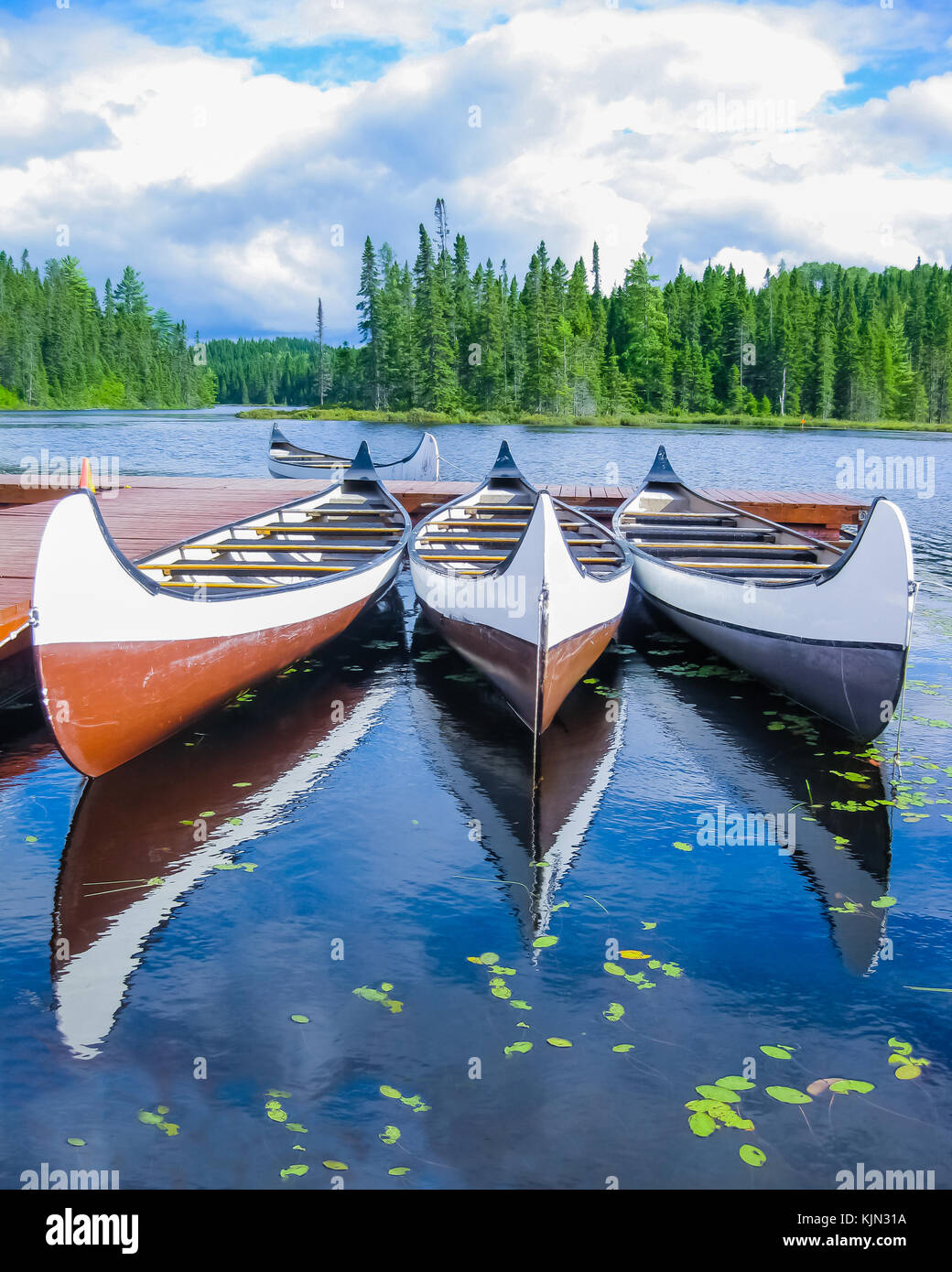 Canoe Kayak Canada Stock Photos Amp Canoe Kayak Canada Stock