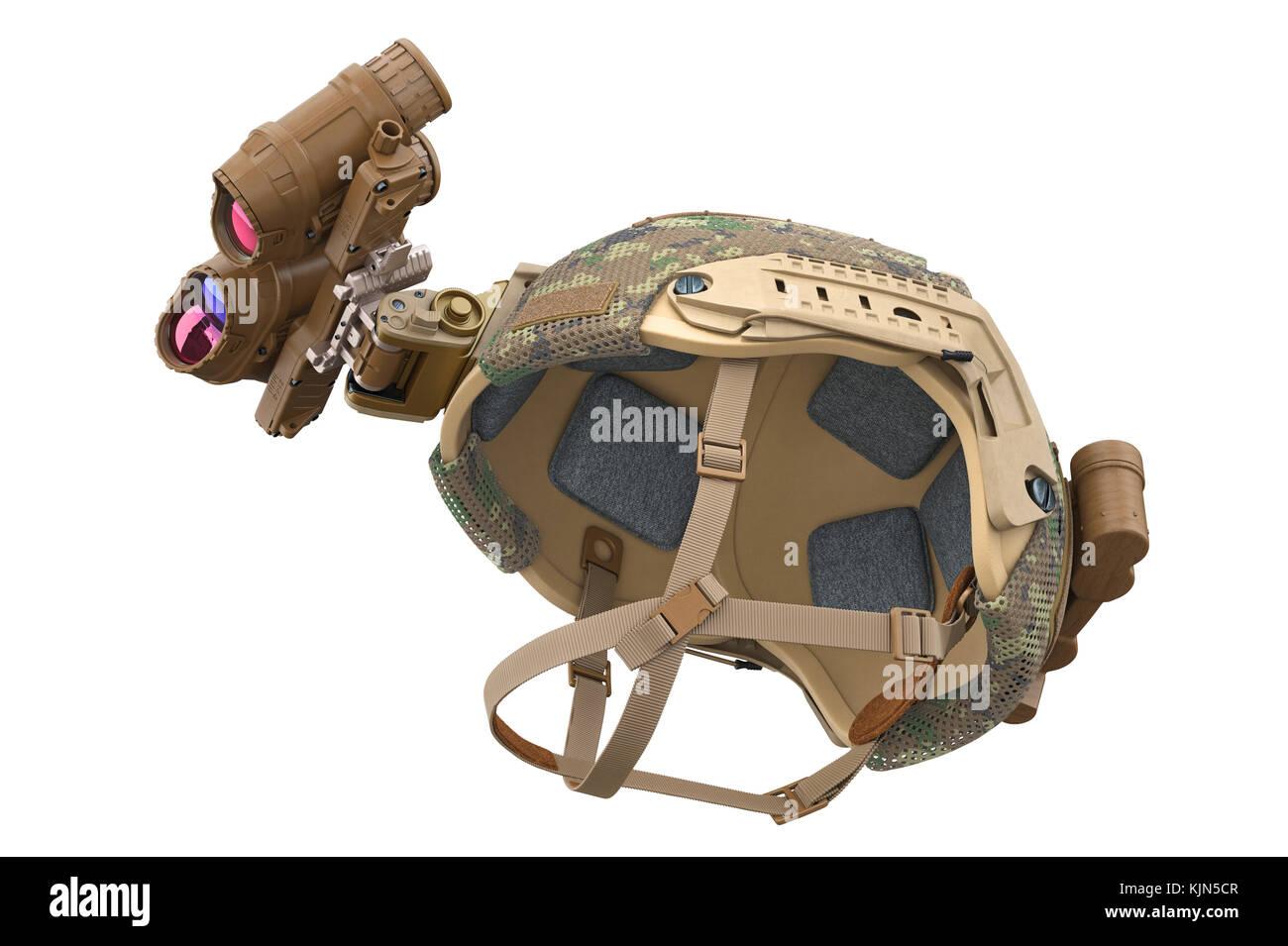 Helmet military protection Stock Photo: 166422391 - Alamy