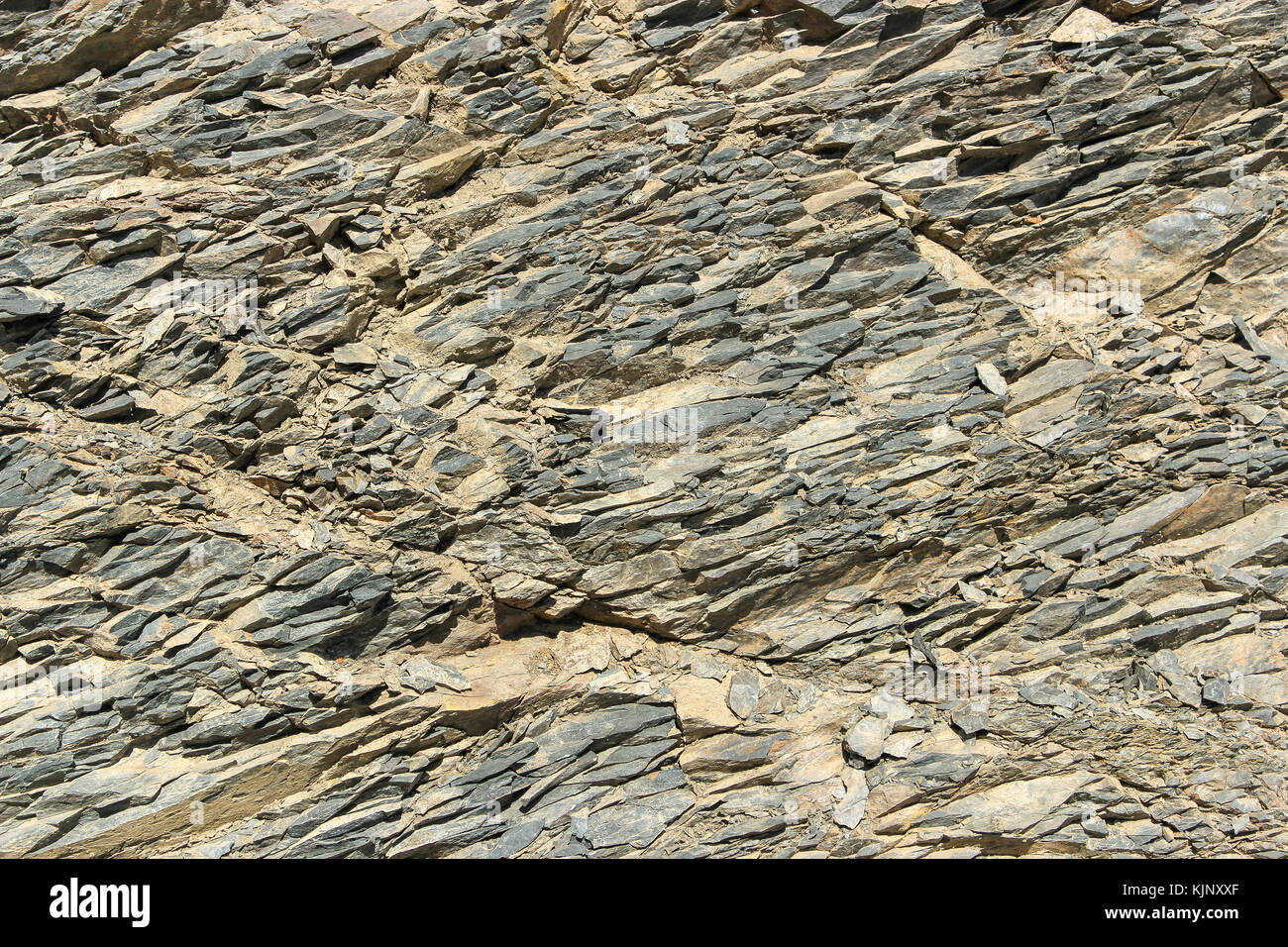b6b39e8904ef0 Close-up of Geological Shale Rock Formation Pattern in the Picos De Europa  Spain