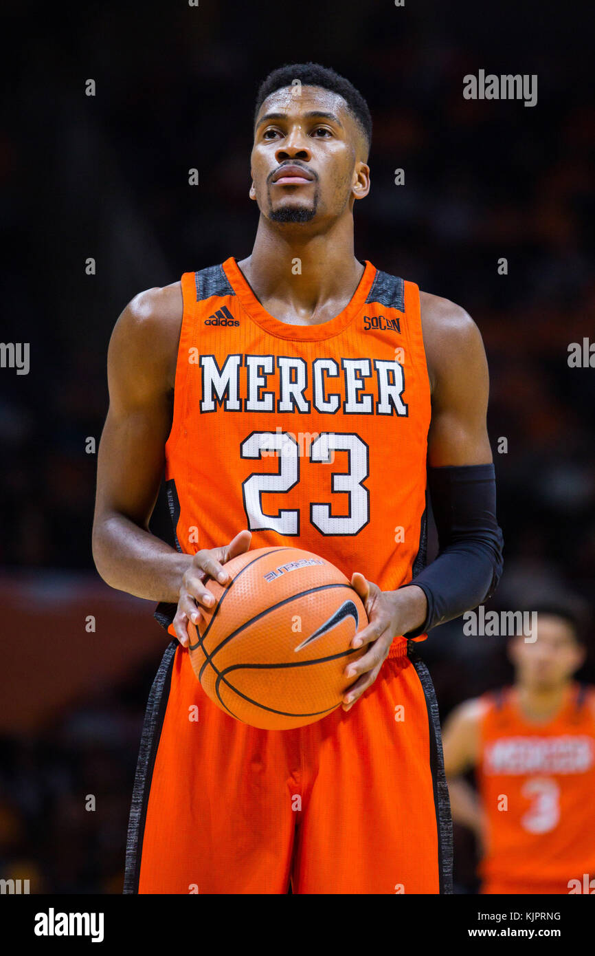 the latest 48a8f 4069f November 29, 2017: Marcus Cohen #3 of the Mercer Bears ...