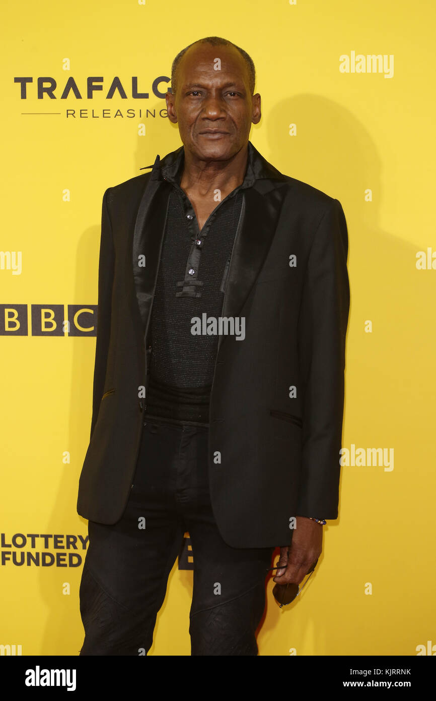 699c87a5a Grace Jones: Bloodlight and Bami World Premiere held at the BFI - Arrivals  Featuring: Chris Jones Where: London, United Kingdom When: 25 Oct 2017  Credit: ...