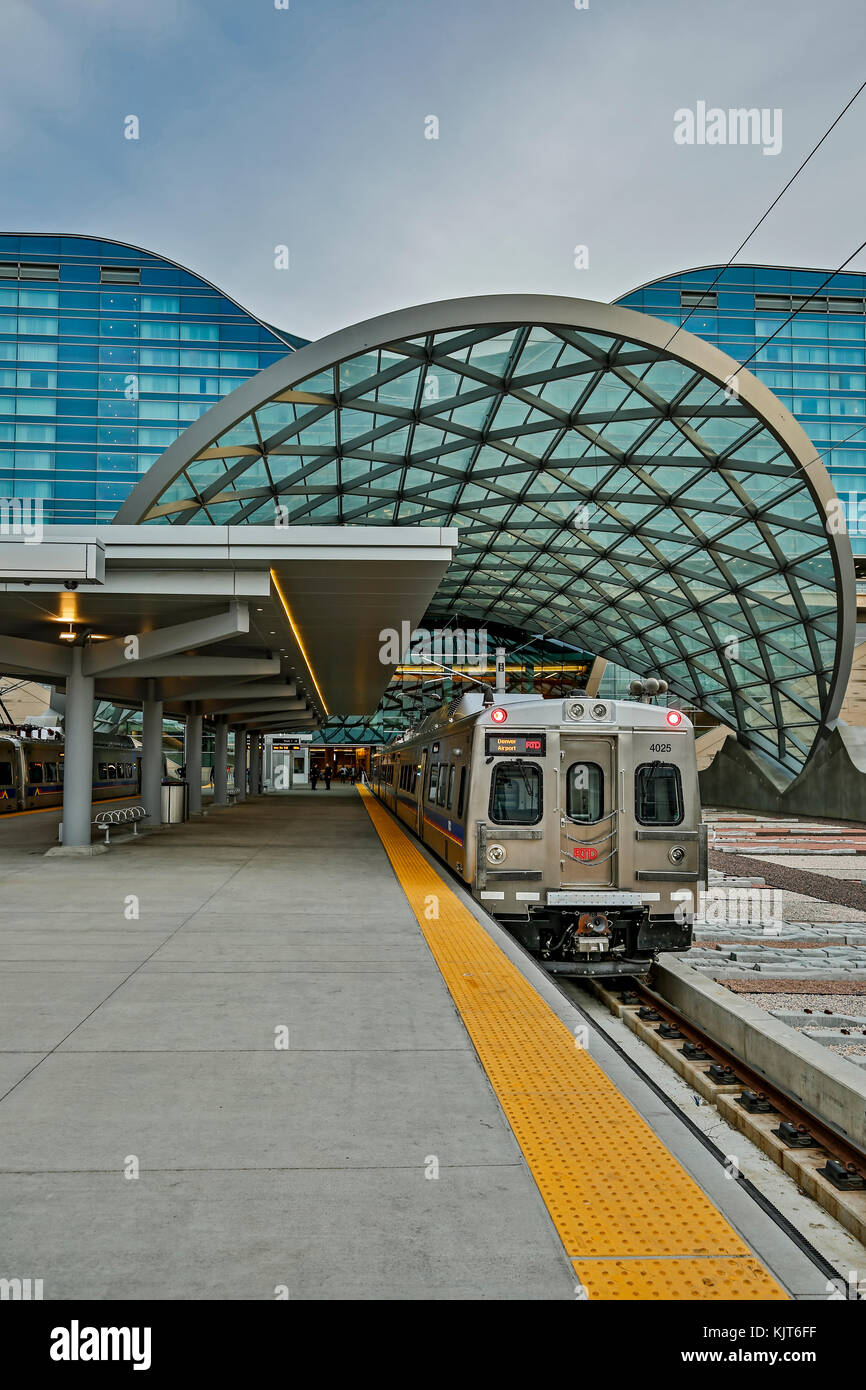11 secrets of the new DIA train station - Denver, CO News ...