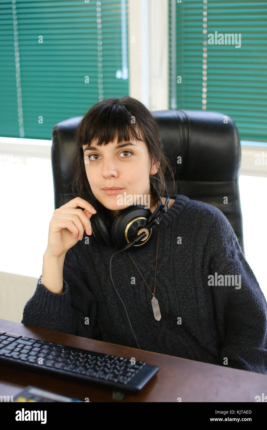 Break commercial break during recording of radio