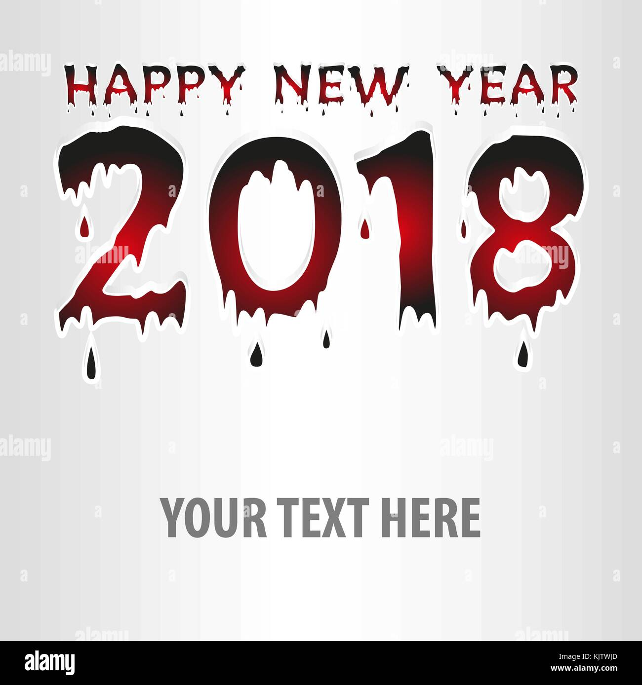 Happy New Year Poster, Flyer, Vector, Illustration, Eps File Stock ...