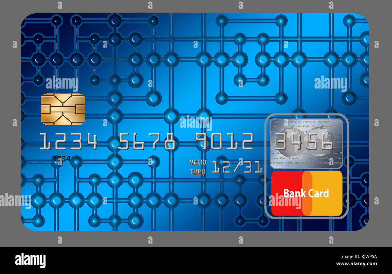 Electronic Circuit Board Credit Card Stock Photos How To Make Electric Boards The Background Pattern For This Image