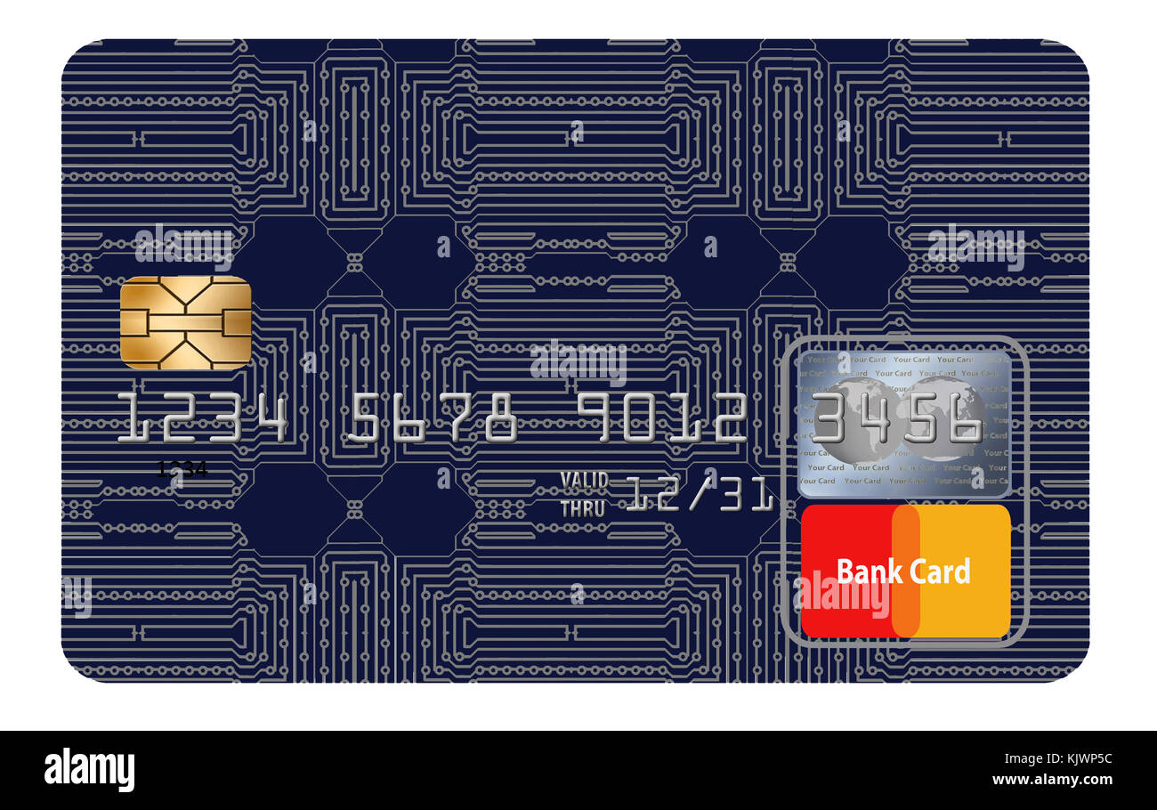 How To Make Electronic Circuit Boards Board Credit Card Stock Photos The Background Pattern For This Image