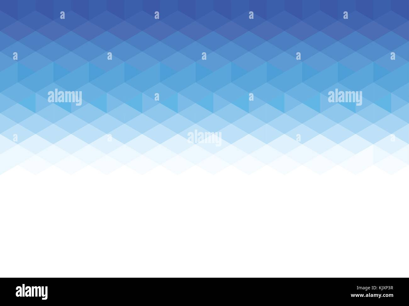 Abstract background blue, illustration - Stock Vector