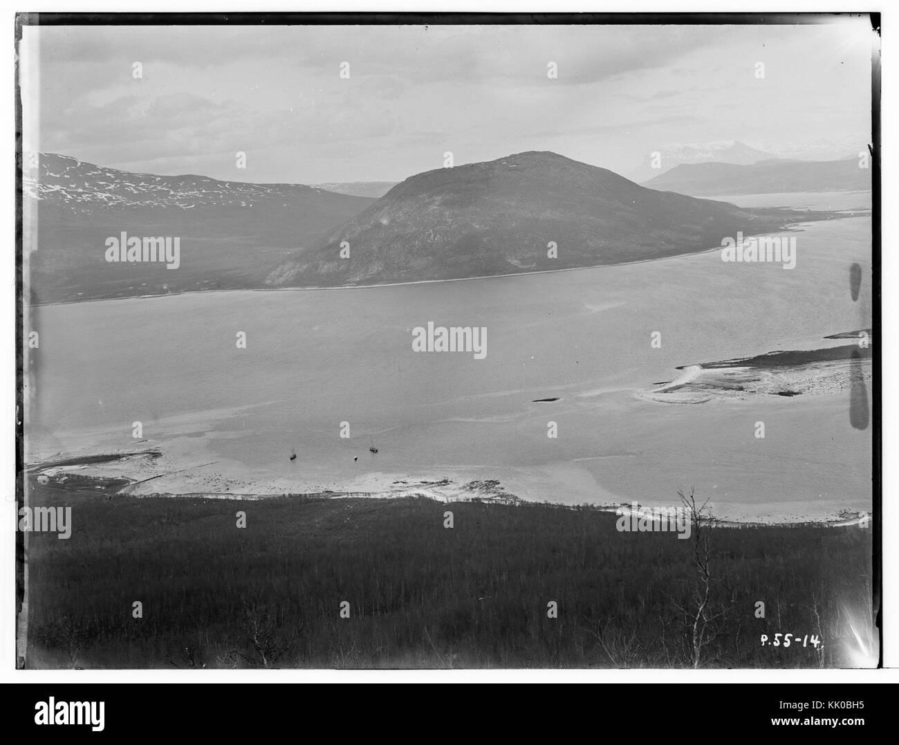 Ramsundet, Nordlands amt   fo30141512100009 - Stock Image