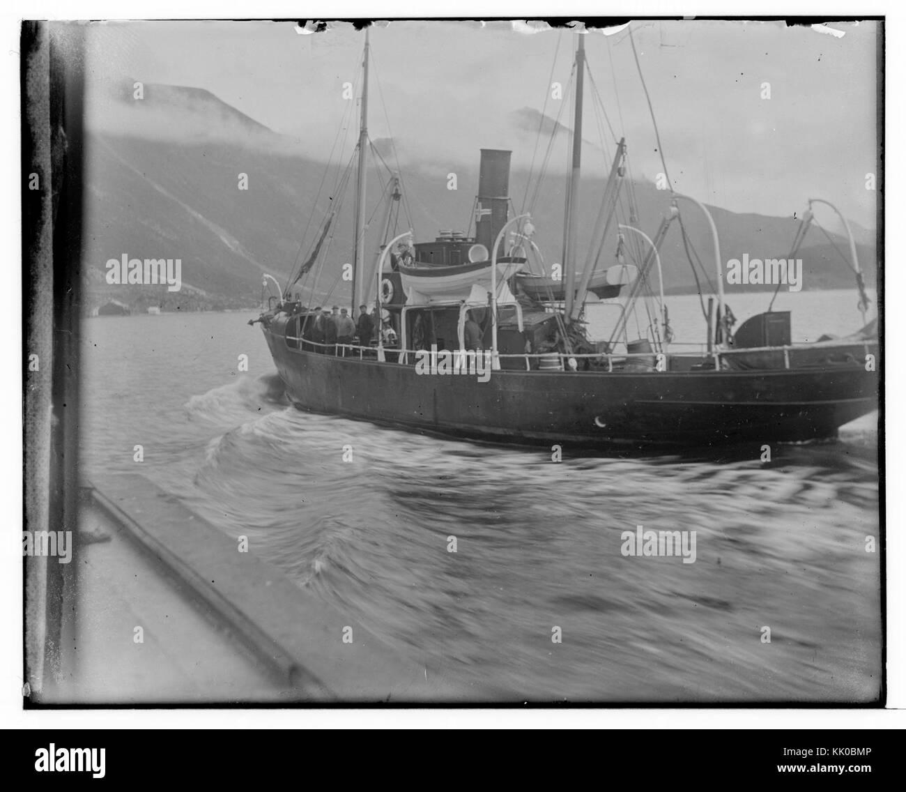 Sigerfjord, Nordlands amt   fo30141512110004 - Stock Image