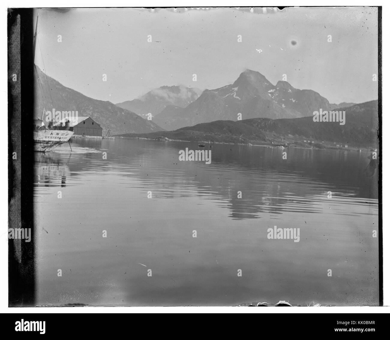 Sigerfjord, Nordlands amt   fo30141512110005 - Stock Image