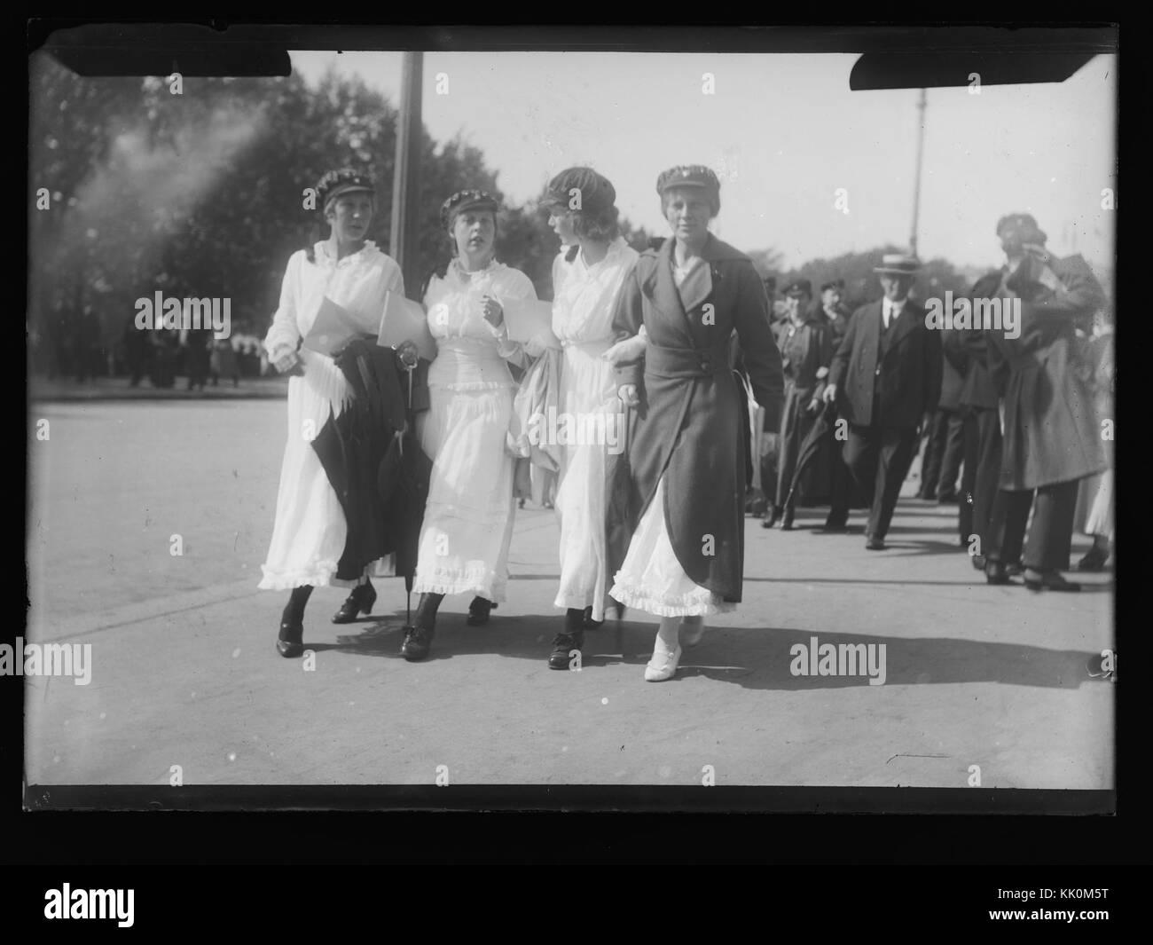 Studenterdagen 2den sept 1916   no nb digifoto 20160330 00130 NB NS NM 09743 - Stock Image
