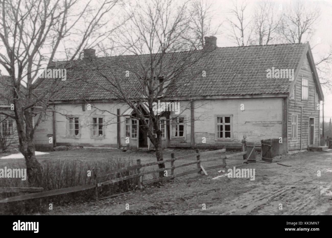 Sjo, Oppland   Riksantikvaren T140 01 0244 - Stock Image