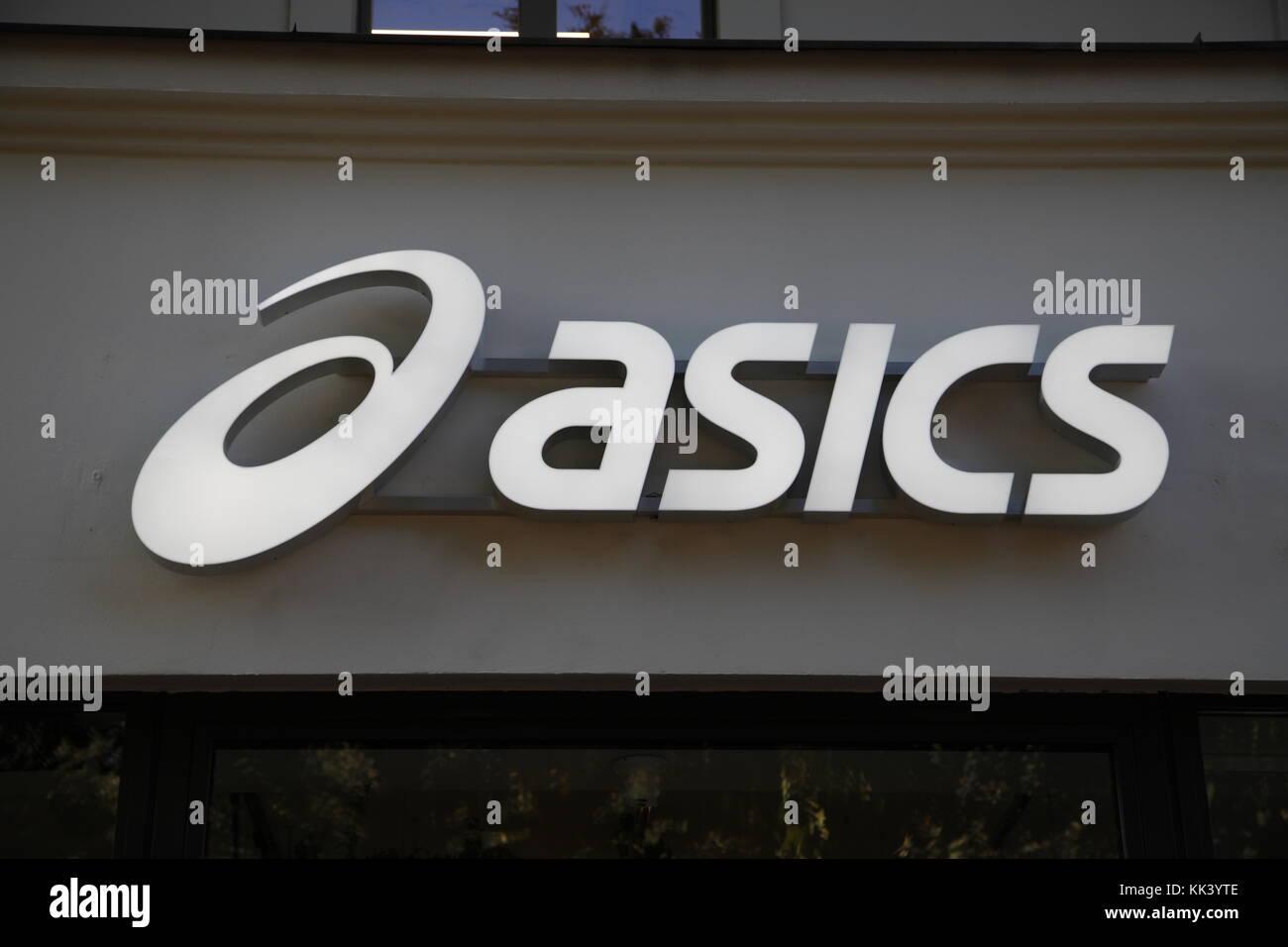 Asics stock photos asics stock images alamy asics store stock image buycottarizona Images