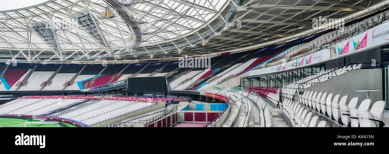 West Ham Stadium High Resolution Stock Photography And Images Alamy