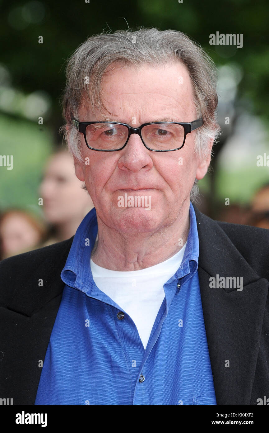 Tom Wilkinson attends the UK premiere of Belle at BFI Southbank in London. 5th June 2014 © Paul Treadway - Stock Image